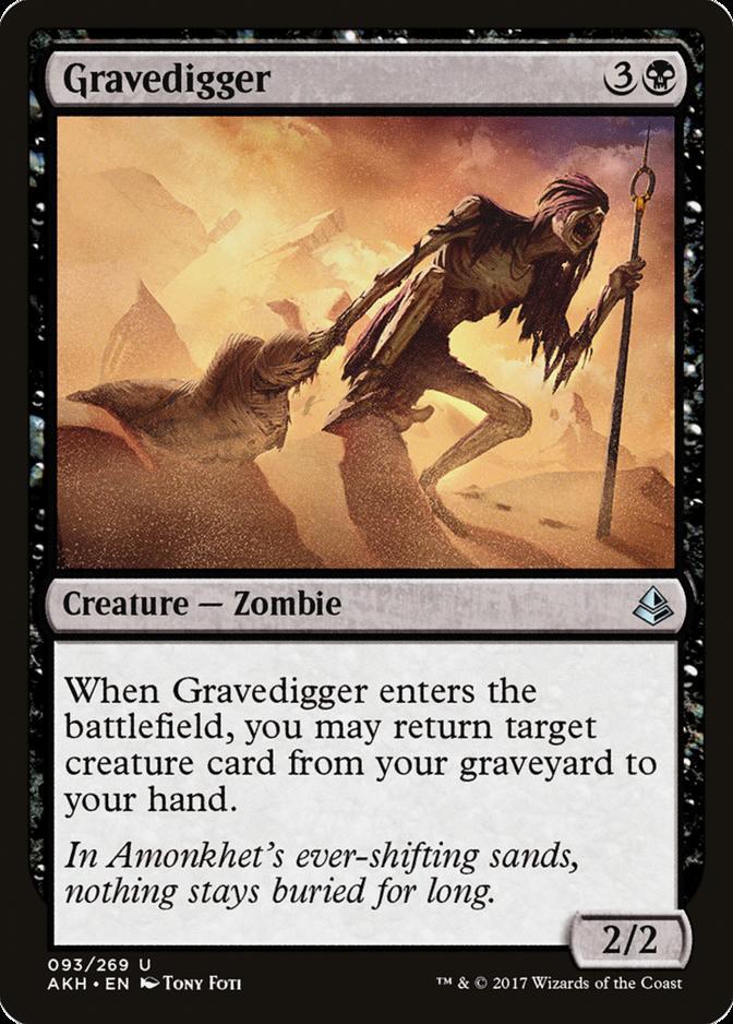 Gravedigger [AKH]