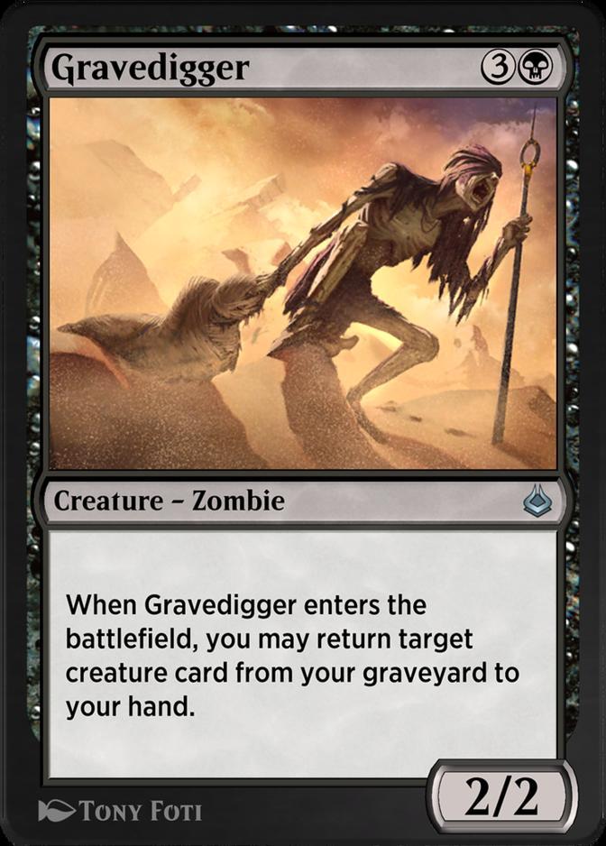 Gravedigger [AKR]