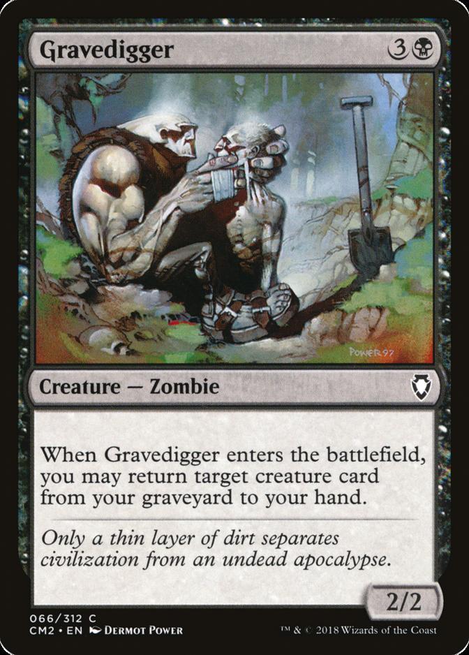 Gravedigger [CM2]