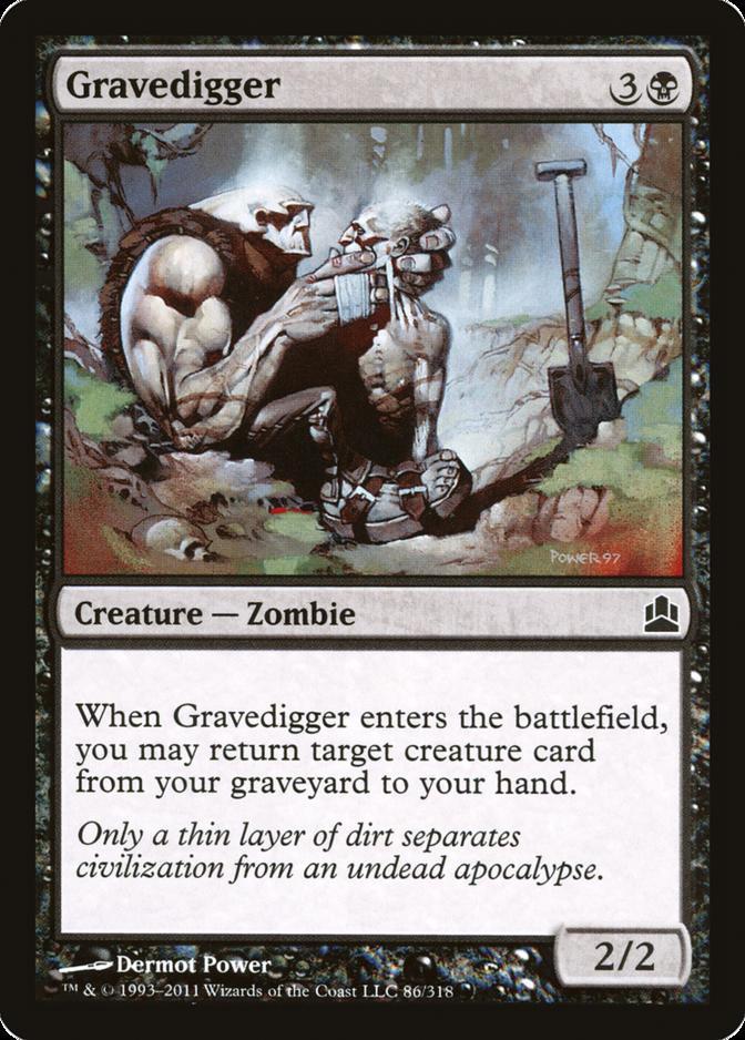 Gravedigger [CMD]