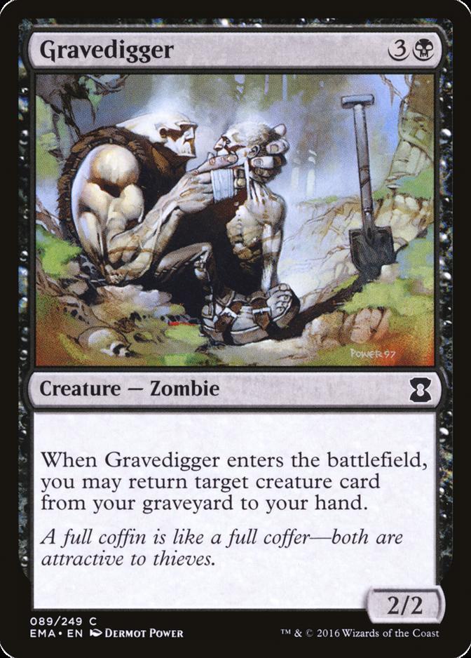 Gravedigger [EMA]