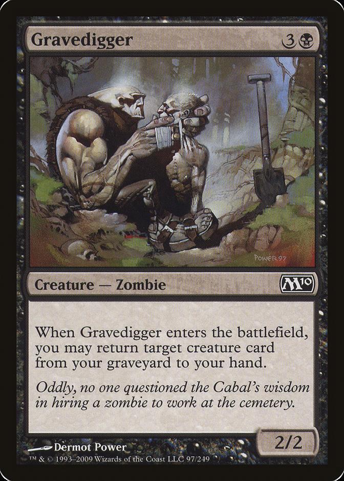 Gravedigger [M10] (F)