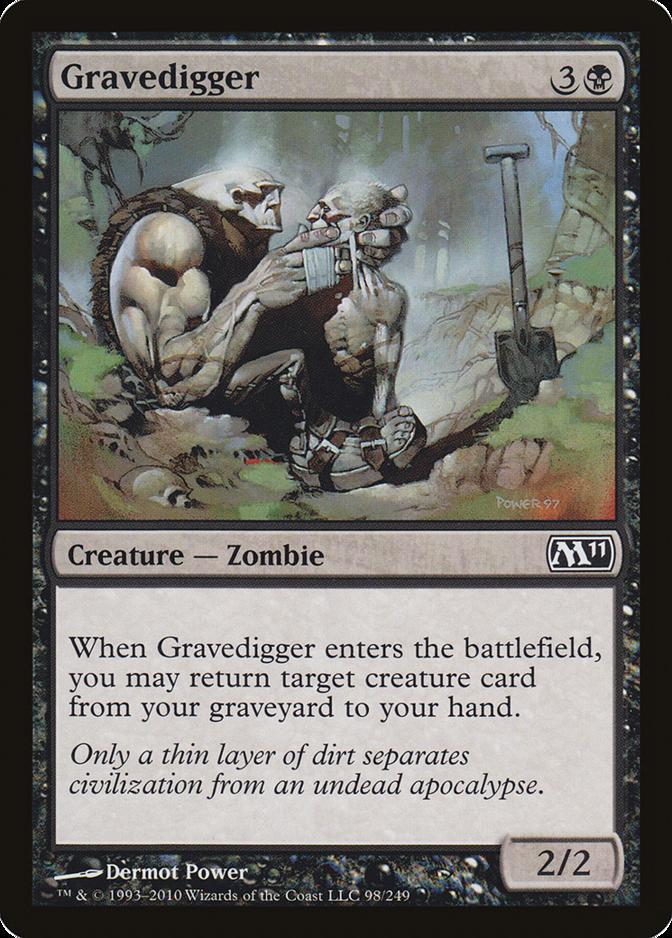 Gravedigger [M11]