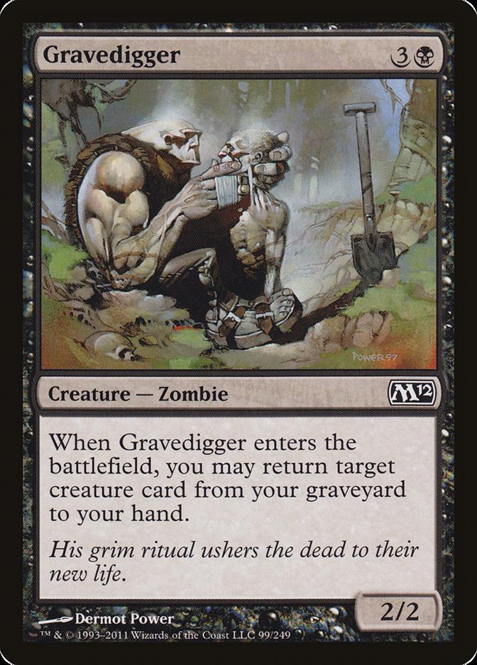 Gravedigger [M12] (F)