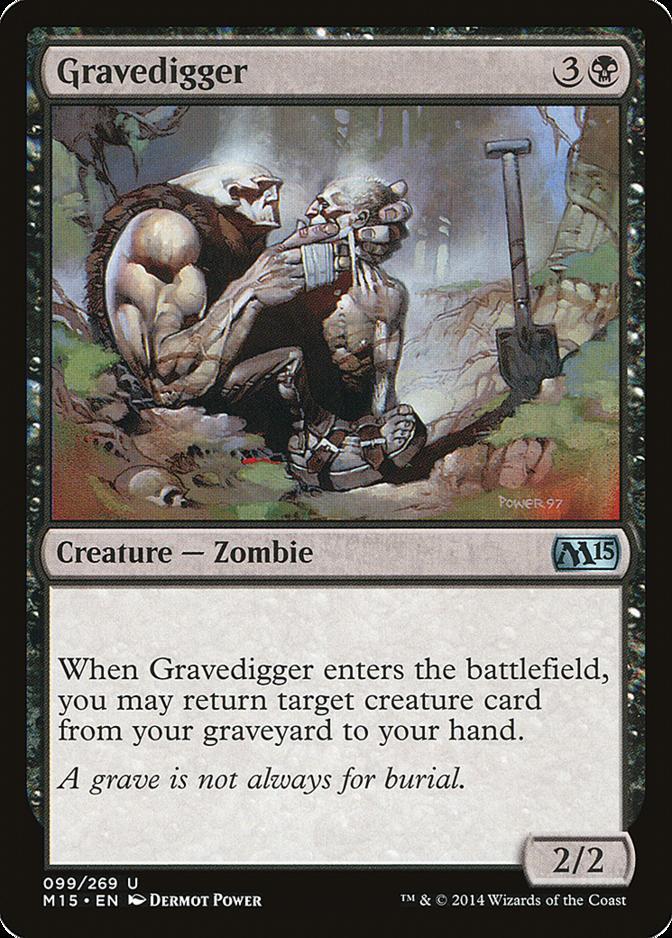 Gravedigger [M15] (F)
