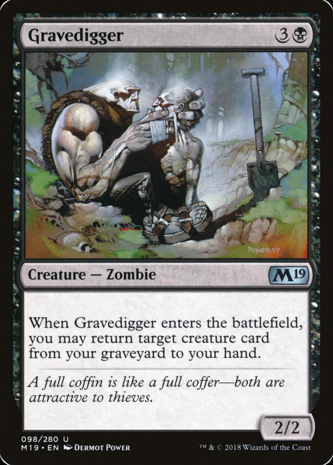 Gravedigger [M19] (F)