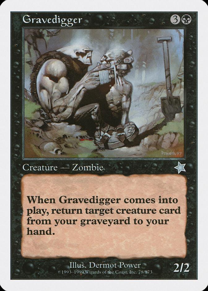 Gravedigger [S99]