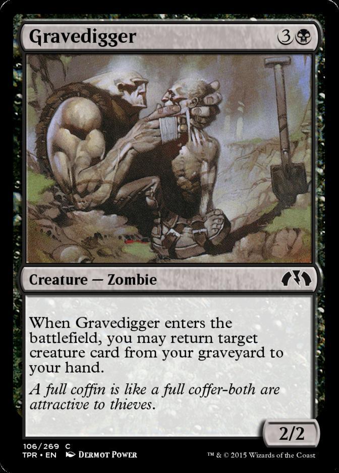 Gravedigger [TPR]