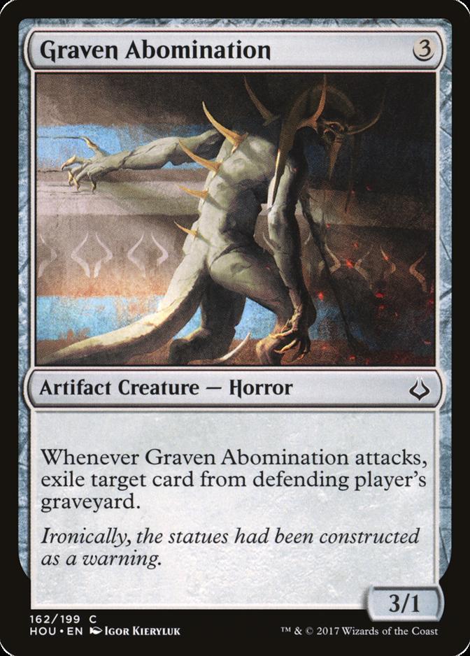 Graven Abomination [HOU]