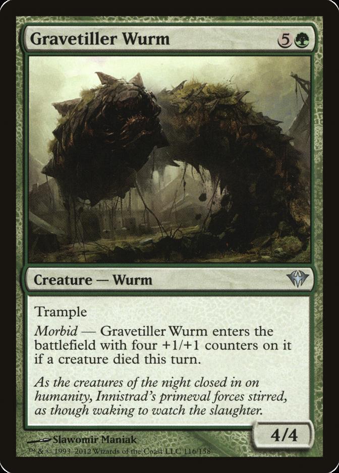 Gravetiller Wurm [DKA] (F)