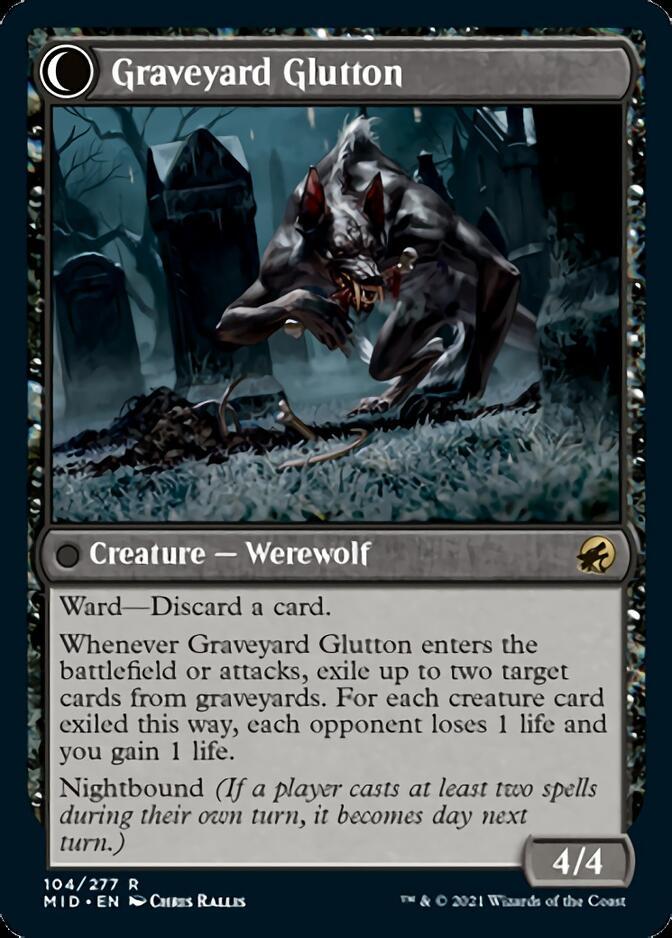 Graveyard Glutton [MID]