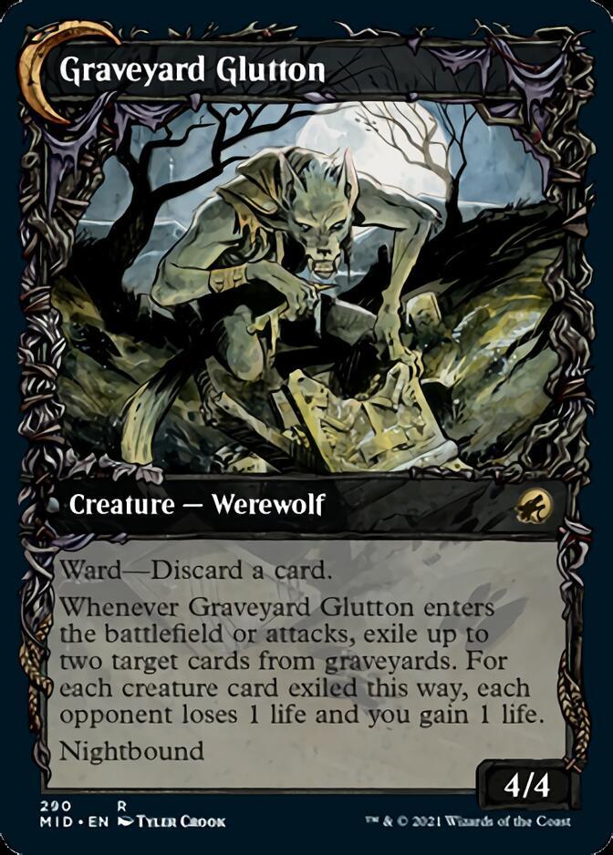 Graveyard Glutton <showcase> [MID]