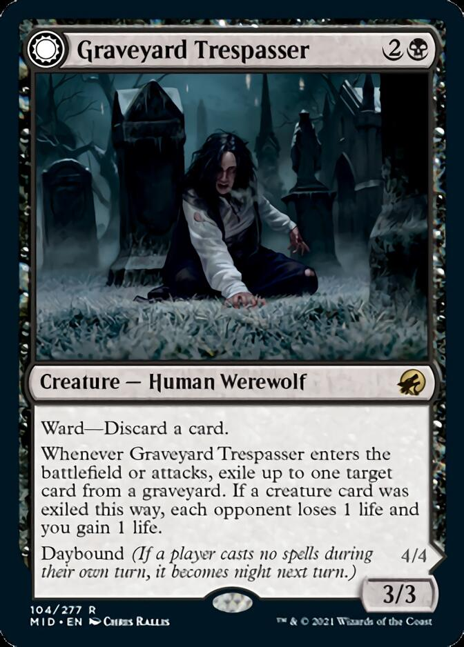 Graveyard Trespasser [MID]