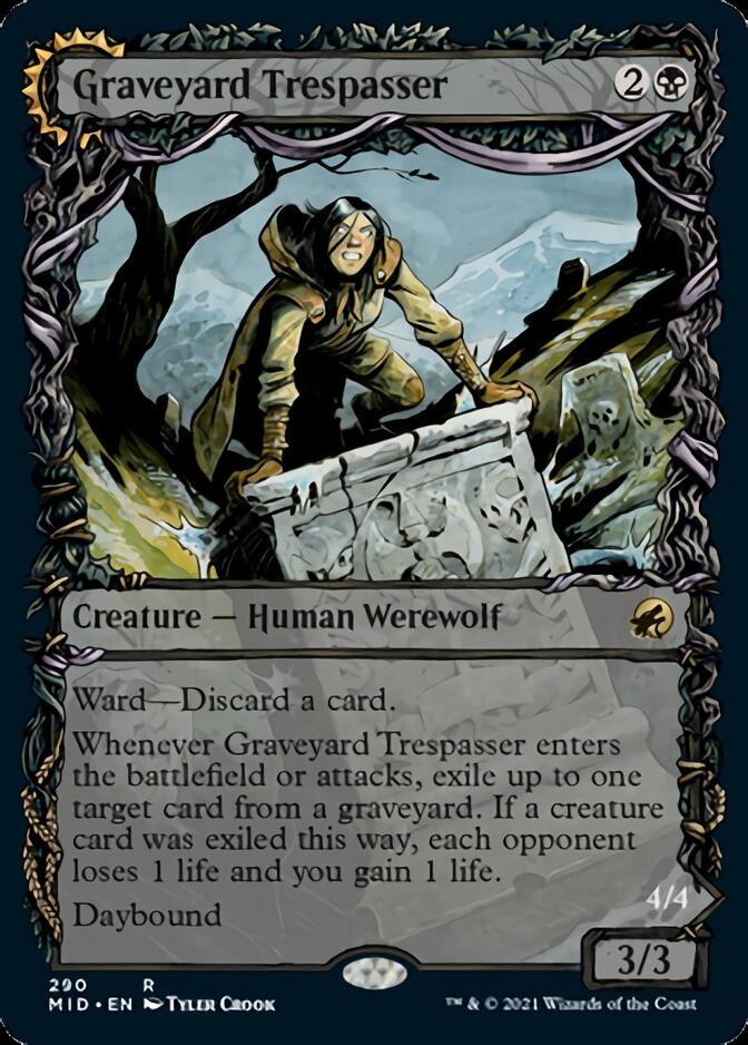 Graveyard Trespasser <showcase> [MID]