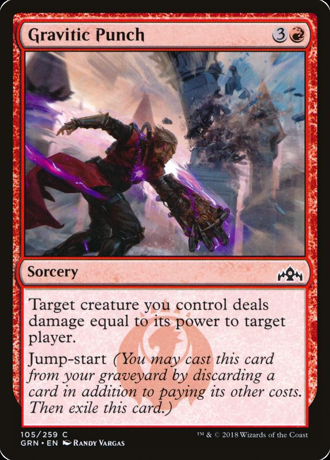 Gravitic Punch [GRN]