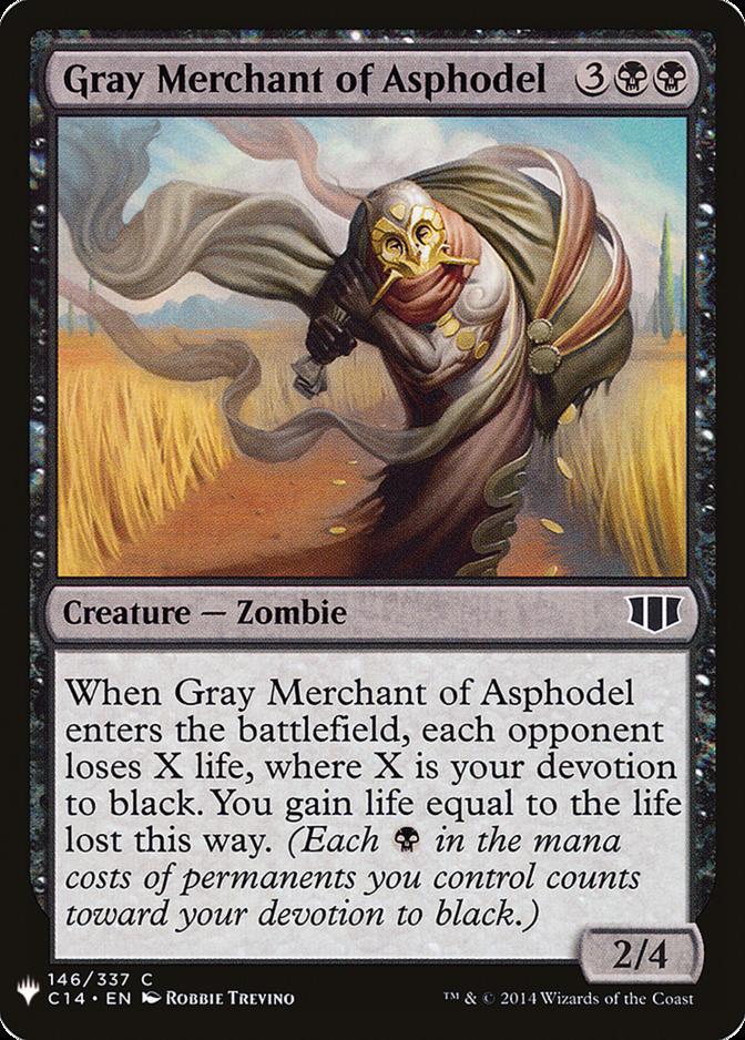 Gray Merchant of Asphodel [MB1]