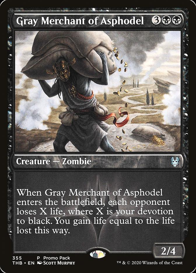 Gray Merchant of Asphodel [PTHB]