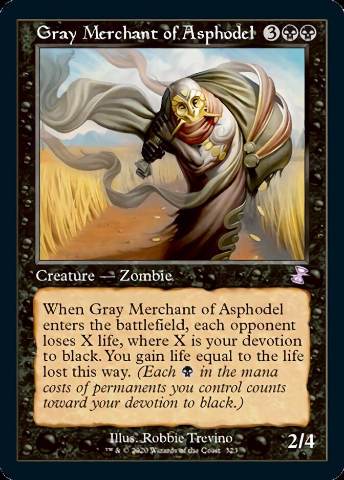 Gray Merchant of Asphodel <timeshifted> [TSR]