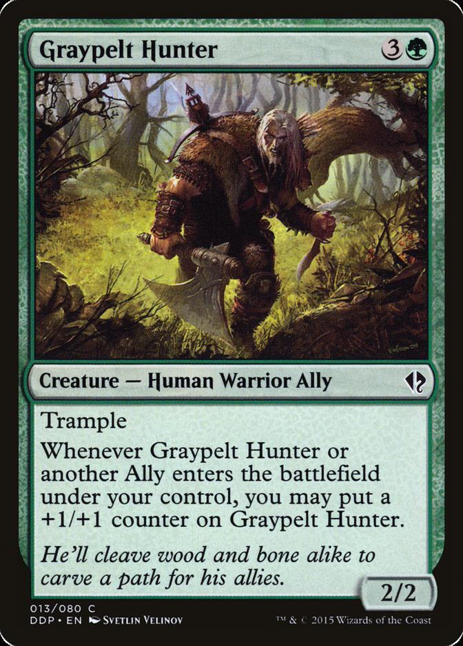 Graypelt Hunter [DDP]