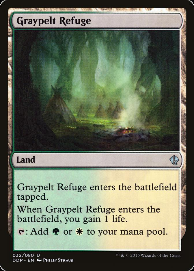 Graypelt Refuge [DDP]