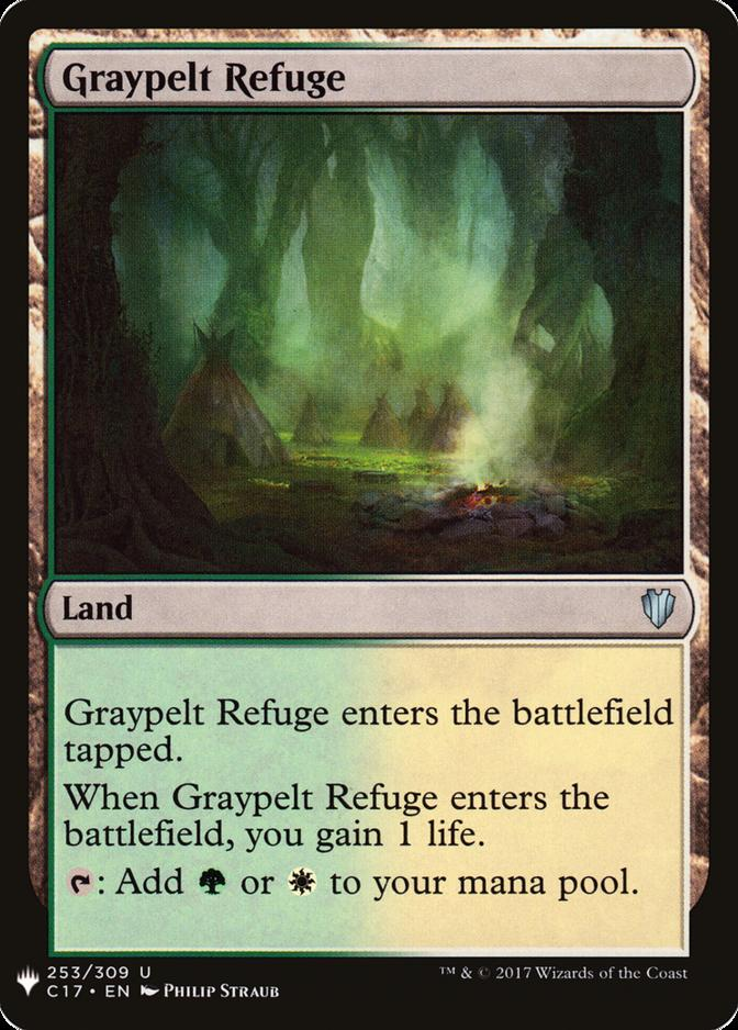 Graypelt Refuge [MB1]