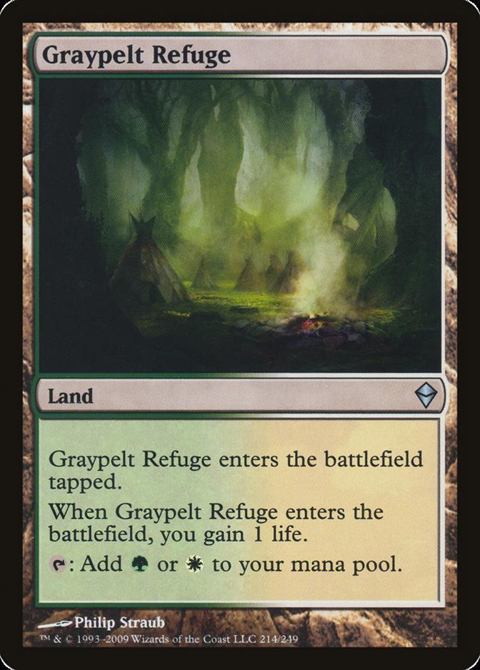 Graypelt Refuge [ZEN]