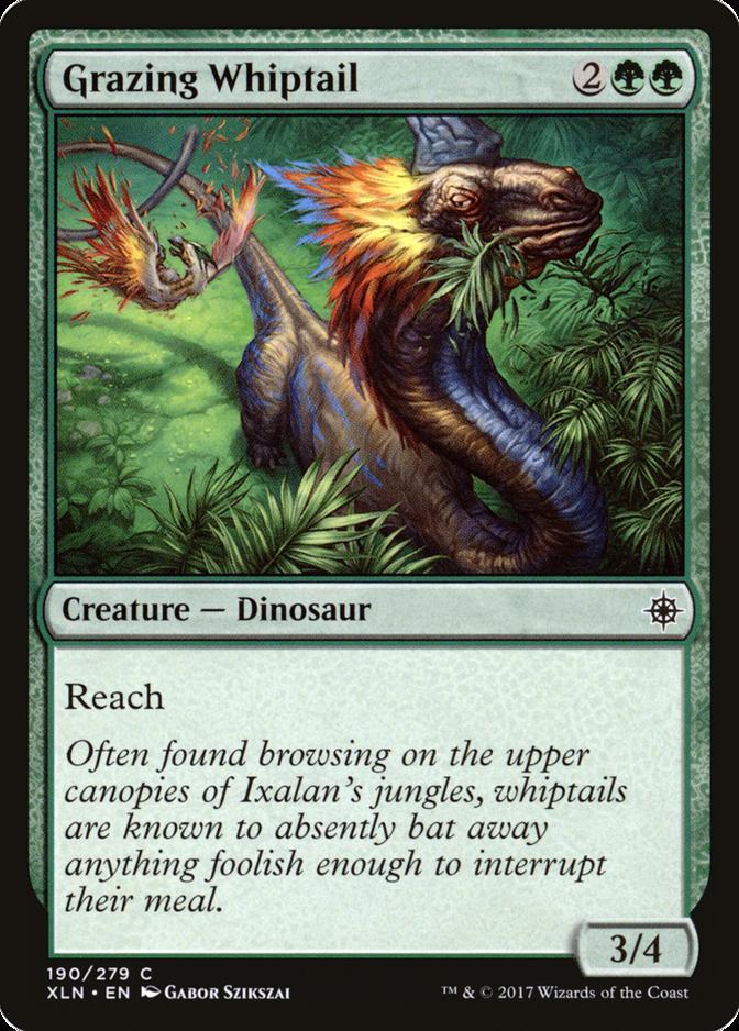 Grazing Whiptail [XLN]