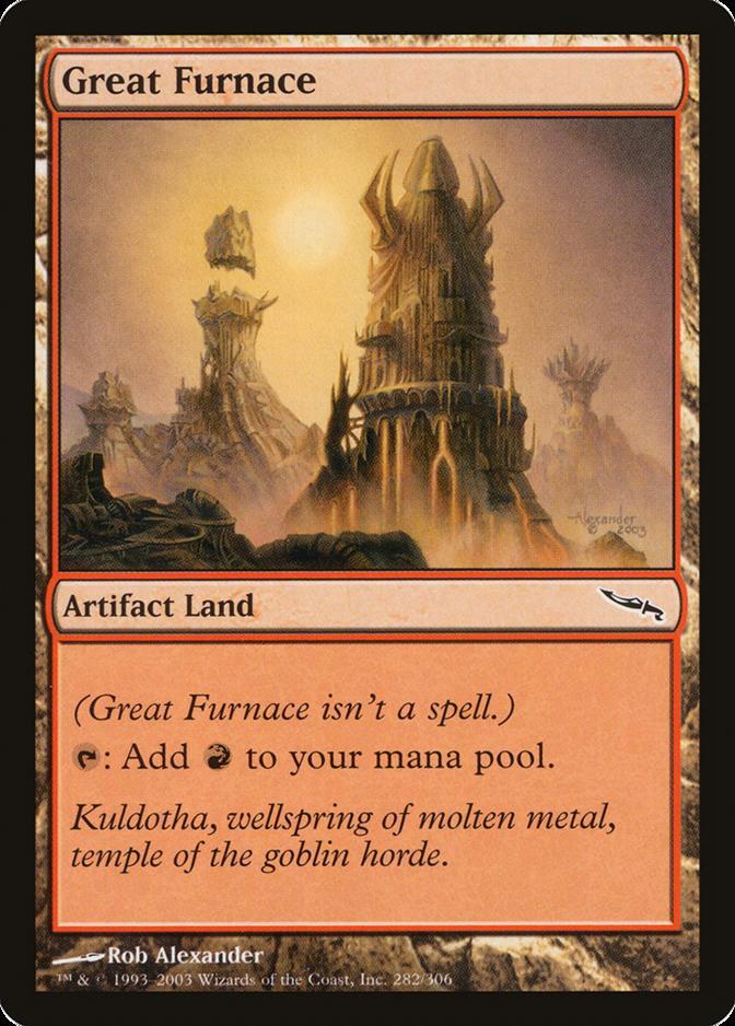 Great Furnace [MRD]