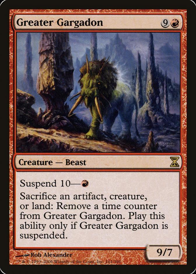 Greater Gargadon [TSP]