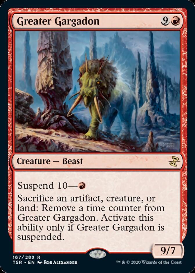 Greater Gargadon [TSR]