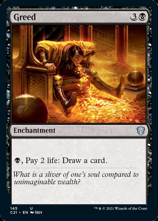 Greed [C21]
