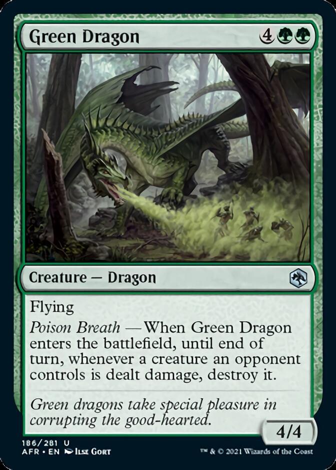 Green Dragon [AFR]