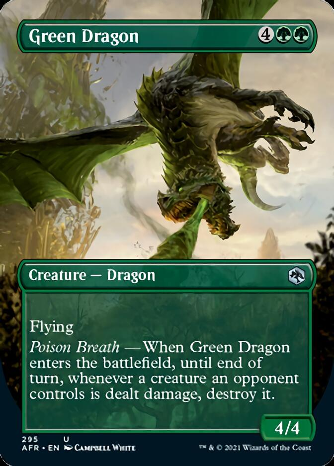 Green Dragon <borderless> [AFR]