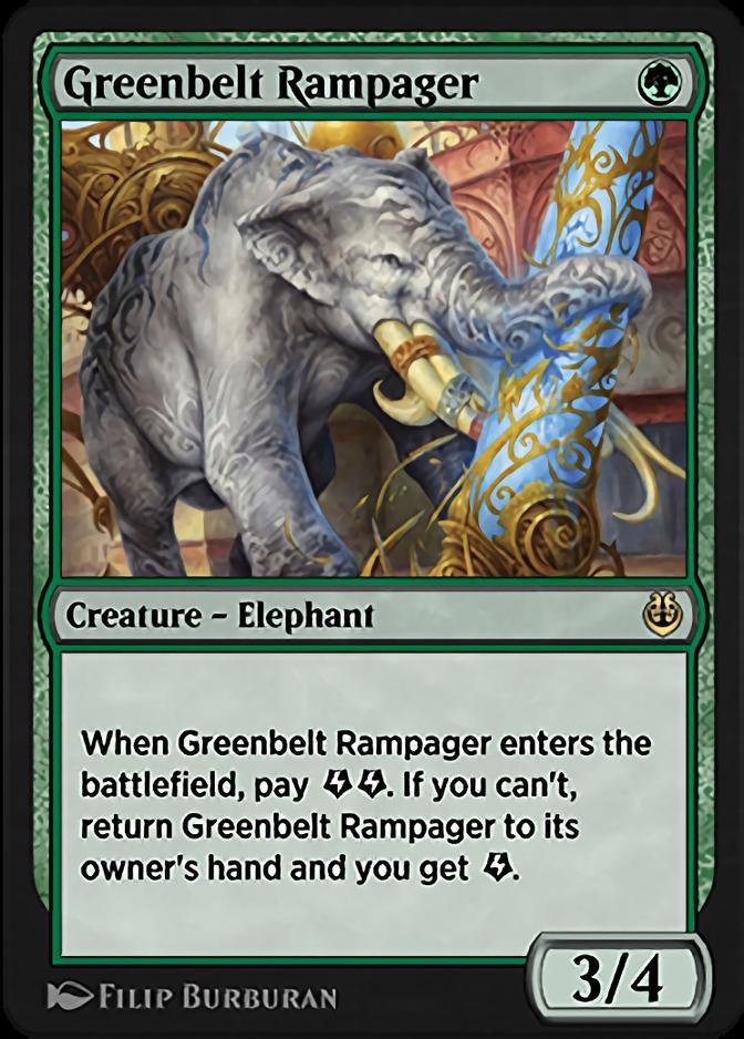 Greenbelt Rampager [KLR]