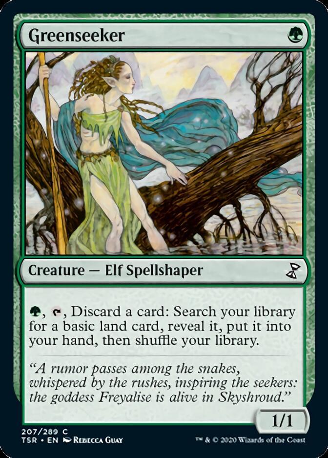 Greenseeker [TSR]