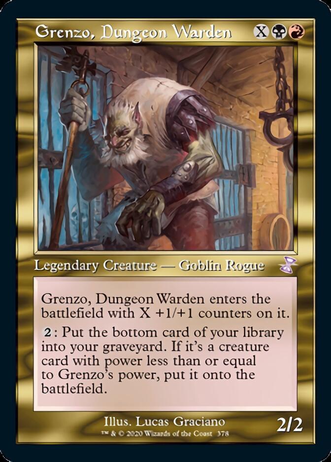 Grenzo, Dungeon Warden <timeshifted> [TSR]