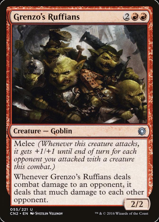 Grenzo's Ruffians [CN2]