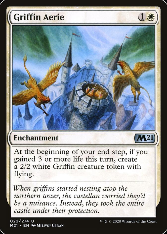 Griffin Aerie [M21]