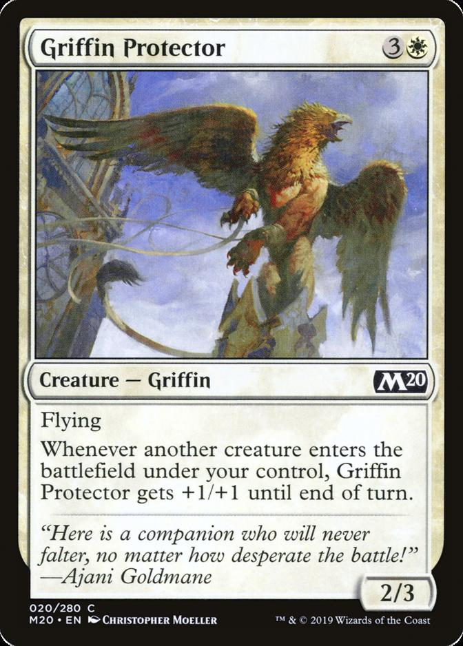 Griffin Protector [M20]