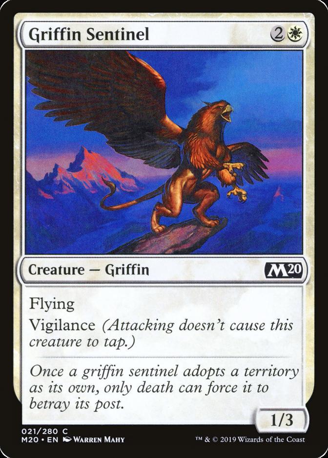 Griffin Sentinel [M20]