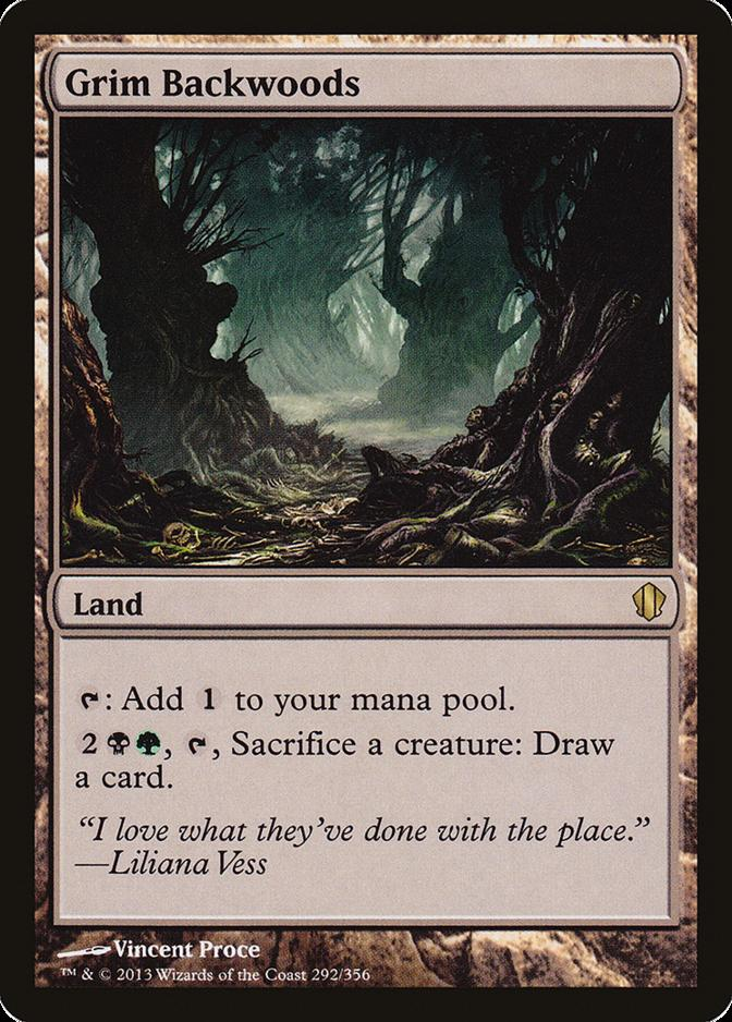 Grim Backwoods [C13]