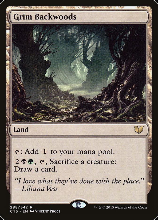 Grim Backwoods [C15]