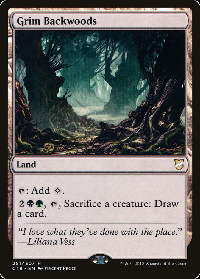 Grim Backwoods [C18]