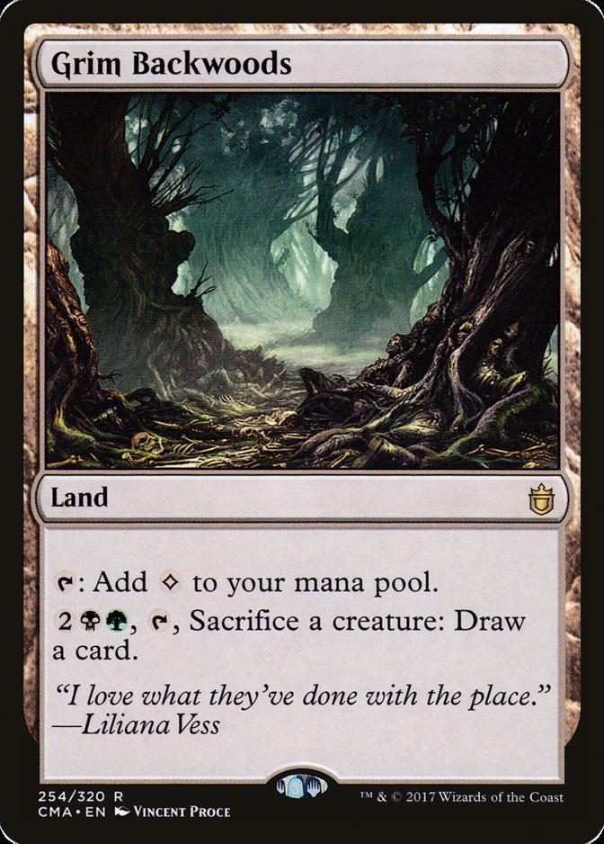 Grim Backwoods [CMA]
