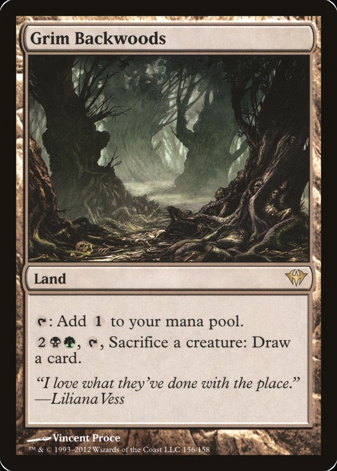 Grim Backwoods [DKA] (F)
