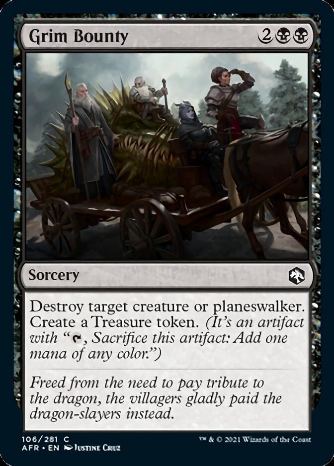 Grim Bounty [AFR]