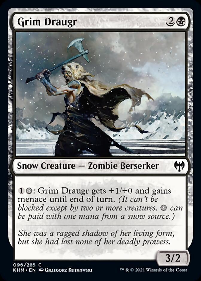 Grim Draugr [KHM]