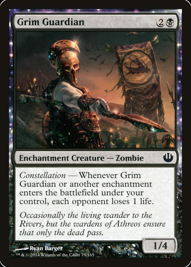 Grim Guardian [JOU]