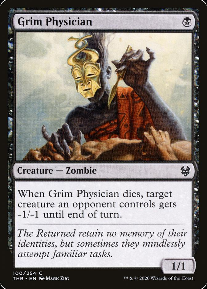 Grim Physician [THB] (F)