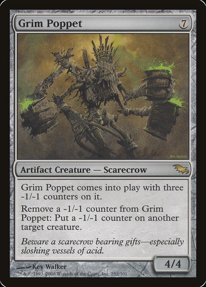 Grim Poppet [SHM]